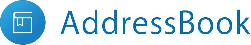 AddressBookのロゴ
