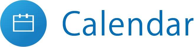 calendarのロゴ