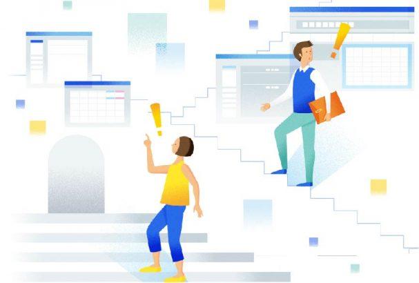 Google Workspace (旧G Suite) 連携クラウド型グループウェア「Cloudstep(クラウドステップ)」